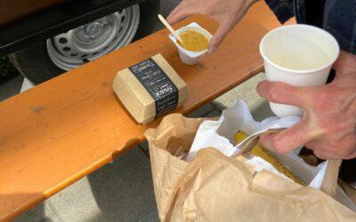 Korbinian-Küche macht Burger